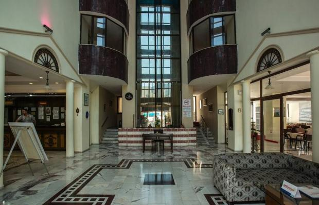 фотографии отеля Kapmar Hotel изображение №7