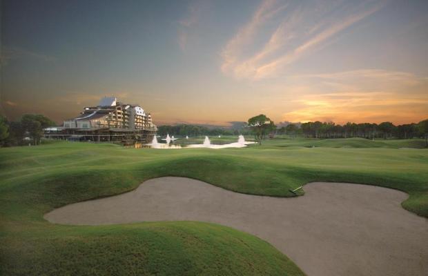 фотографии отеля Sueno Golf Belek изображение №15