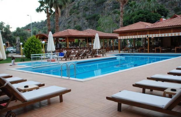 фотографии отеля Oludeniz Hotel изображение №23