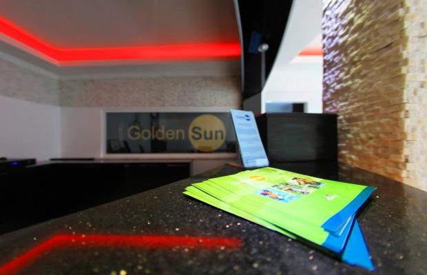 фотографии отеля Golden Sun Hotel изображение №15
