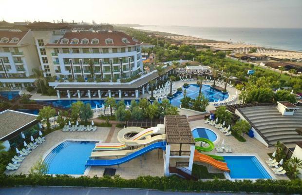 фото отеля Sunis Evren Beach Resort Hotel & Spa изображение №1