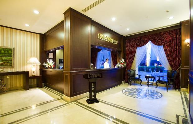 фото Latanya Palm Hotel (ex. Latanya City Hotel) изображение №18