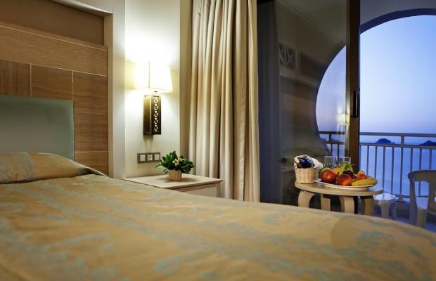 фотографии отеля Quadas Hotel (ех. Fantasia Marmaris; Laguna) изображение №19