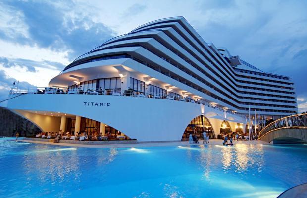 фотографии отеля Titanic Beach Lara (ex. Titanic DeLuxe Beach & Resort Hotel) изображение №31