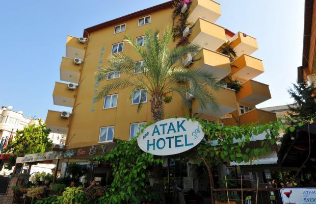 фото отеля Atak Apart Hotel (ex. Atak Suit) изображение №1