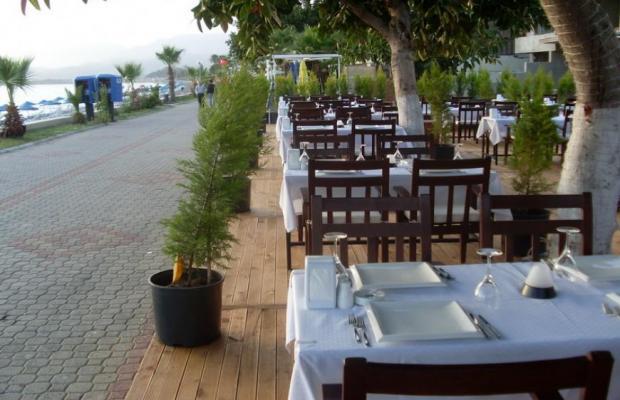 фотографии отеля Manas Park Calis изображение №11