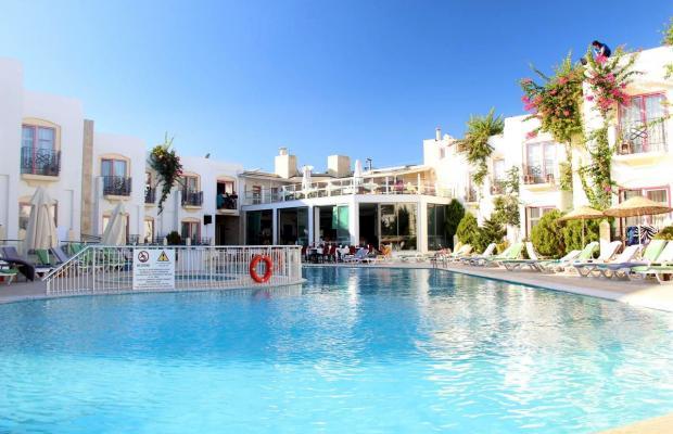 фотографии отеля Serpina Hotel изображение №19