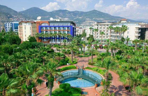 фотографии отеля Gardenia Hotel изображение №27