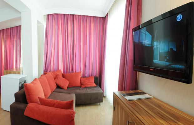 фото отеля Mert Seaside Hotel (ех. Cle Seaside Hotel; Armar Sea Side) изображение №5