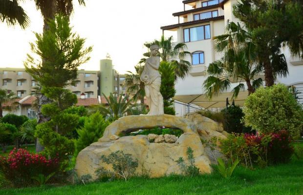фотографии отеля Side Sun Bella Resort Hotels & Spa изображение №47