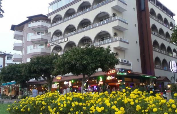 фото отеля Wien Hotel изображение №13