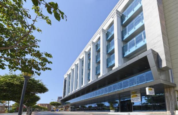 фотографии отеля Kaptan Hotel изображение №3