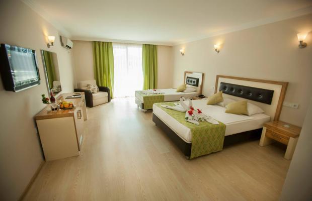 фотографии Arma's Belek Hotel (ex. Soho Beach Club, Belek Poseidon Beach Club) изображение №24