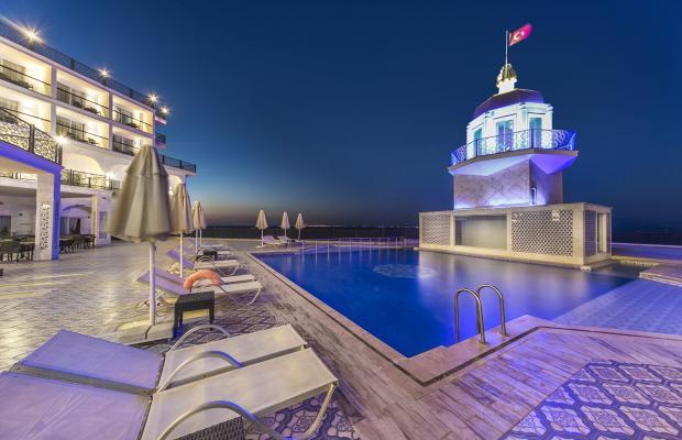фотографии отеля Blu Ciragan Bodrum Halal Resort & Spa (ex.The Blue Bosphorus) изображение №39