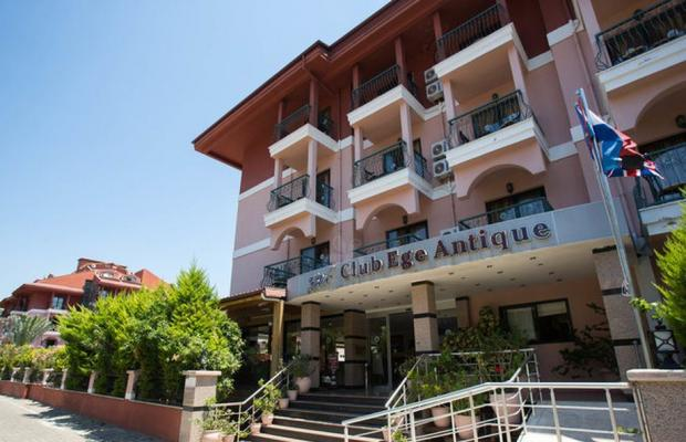 фотографии отеля Club Ege Antique (ex. Club Antique Palace) изображение №7