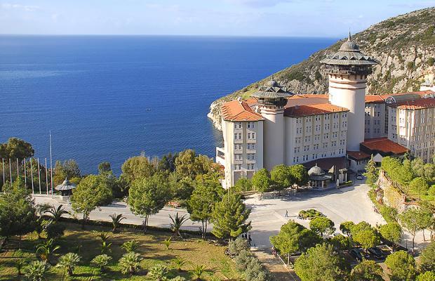фото Alkoclar Adakule Hotel изображение №46