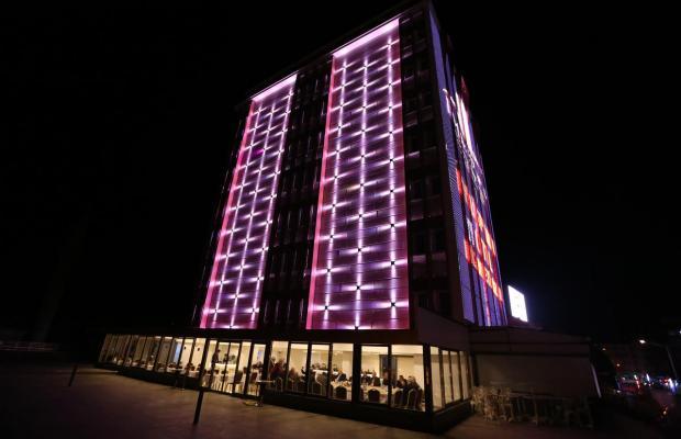фотографии отеля Iyaspark Hotel (ex. Buyuk Isparta) изображение №23