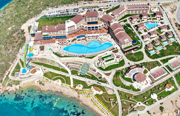 фото отеля Euphoria Aegean Resort & SPA изображение №1