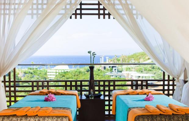 фотографии Hilton Bodrum Turkbuku Resort & Spa (ex. Bodrum Princess De Luxe Resort & Spa) изображение №12