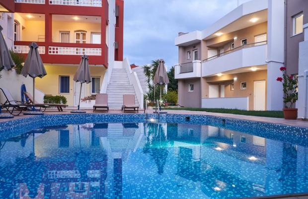 фото отеля Troulis Apart-Hotel изображение №1