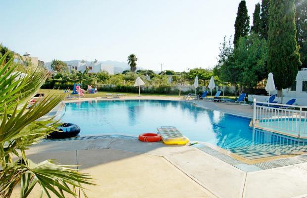 фото отеля Theodorou Beach Hotel изображение №1