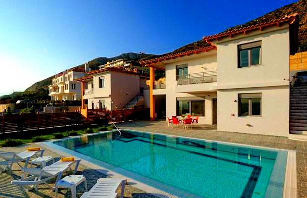 фото отеля Danae's Villas изображение №1