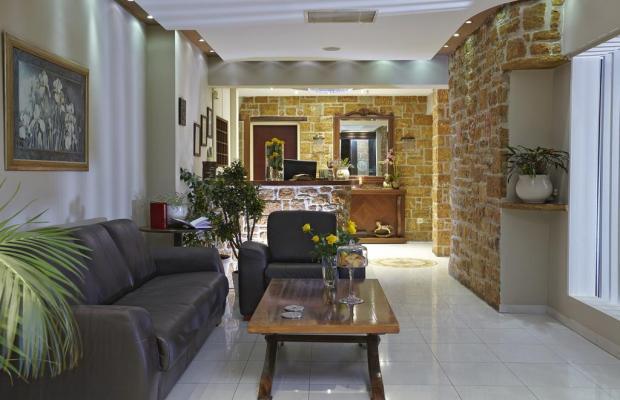 фотографии отеля Sokratis Hotel изображение №27