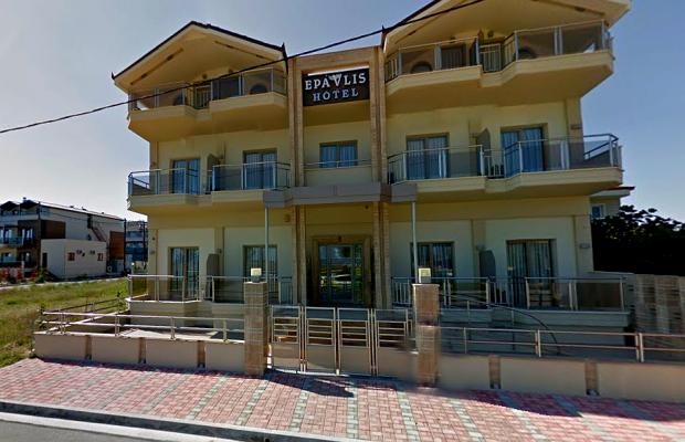 фото отеля Epavlis Hotel изображение №1