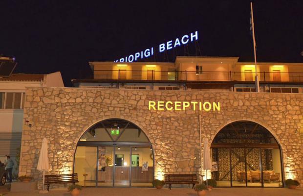 фотографии отеля Kriopigi Beach изображение №11