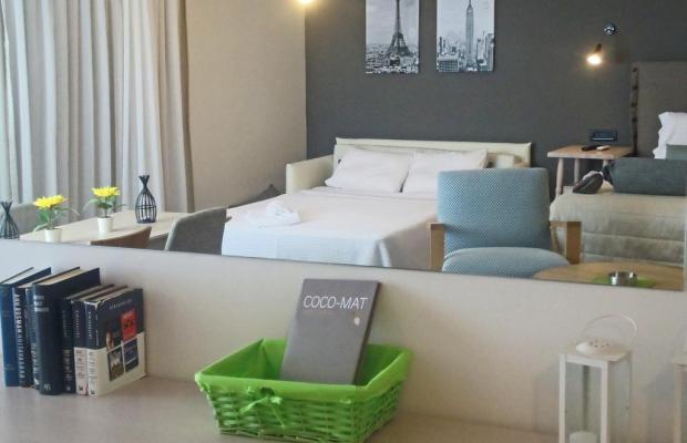 фотографии отеля Amphitryon Boutique Hotel изображение №3