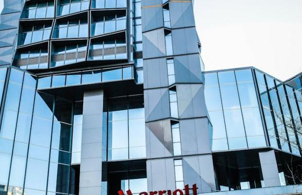 фотографии отеля Istanbul Marriott Hotel Sisli изображение №11