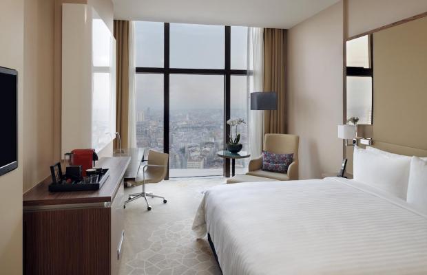 фотографии отеля Istanbul Marriott Hotel Sisli изображение №7