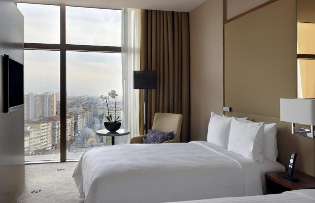 фото отеля Istanbul Marriott Hotel Sisli изображение №5