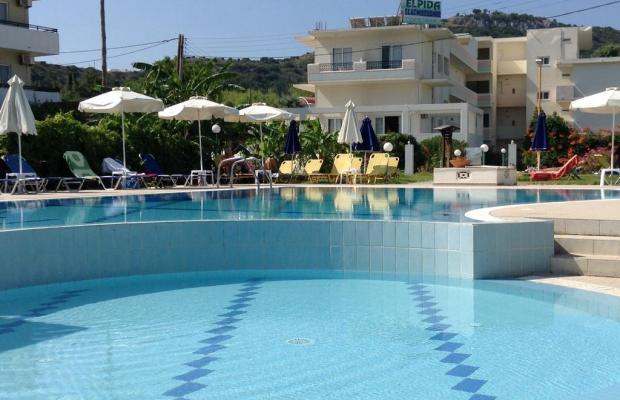 фото отеля Faliraki Bay Elpida Beach Studios изображение №1