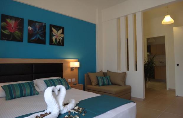 фотографии отеля Leonidas Studio изображение №11