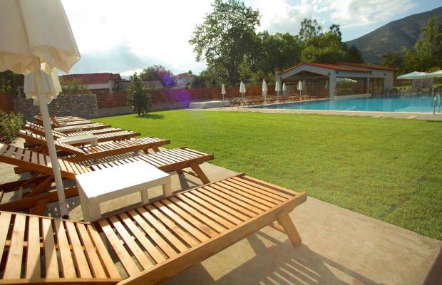 фотографии отеля Mont Helmos изображение №23