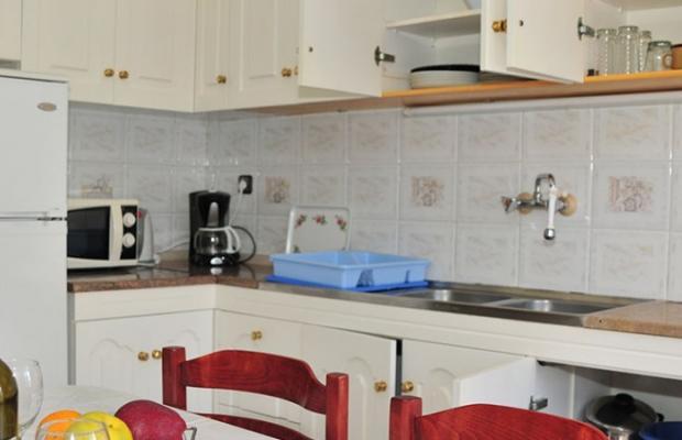 фотографии отеля Family apartments in Dionisiou Beach изображение №19
