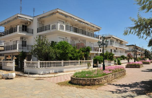 фото отеля Akti Apartments in Dionisiou Beach изображение №1