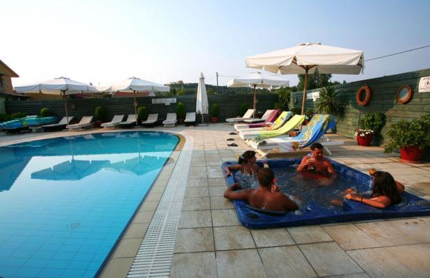 фотографии отеля Akti Arilla Hotel изображение №3