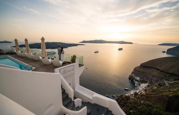 фото Athina Luxury Suites изображение №2