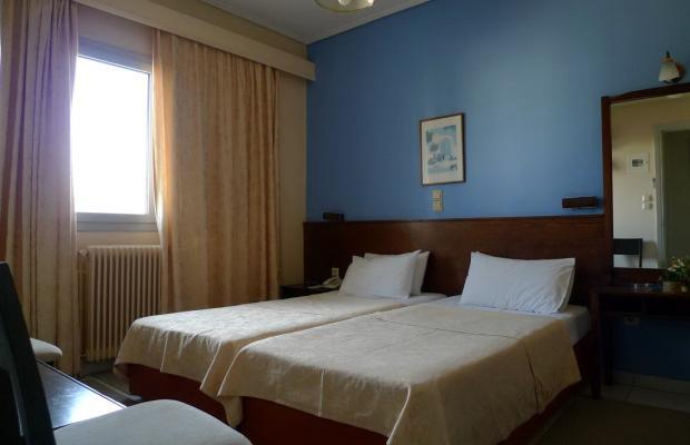 фотографии отеля Hotel Ikaros изображение №11