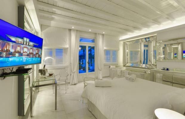 фотографии отеля La Residence Suites Hotel Mykonos изображение №3