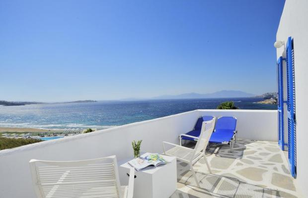 фото отеля Mykonos Beach Hotel (ex. Apartments By The Beach In Mykonos) изображение №21