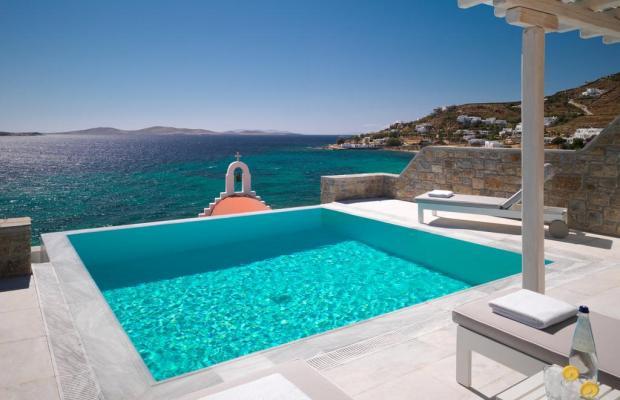 фотографии отеля Mykonos Grand Hotel изображение №7