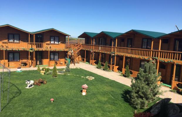 фотографии отеля Хуторок (Khutorok) изображение №15