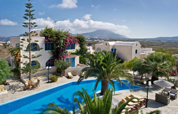 фото отеля Paradise Santorini Resort (ех. Best Western Paradise Hotel) изображение №1