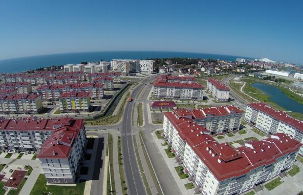 фото отеля Город-отель Бархатные Сезоны (Gorod-otel Barhatnye Sezony) изображение №1