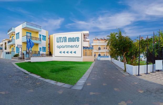 фото отеля Litsa Mare Apartments изображение №1