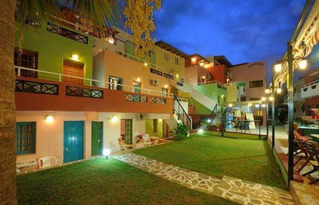 фотографии отеля Sarpidon Apartments изображение №11