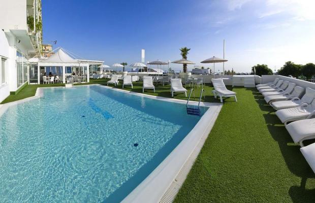 фото отеля Mediterraneo Riccione изображение №1